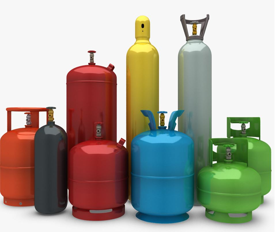 Safety -Compressed Gas Cylinders
